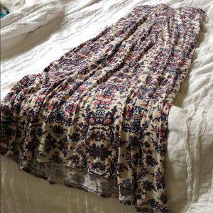 American Rag maxi skirt!